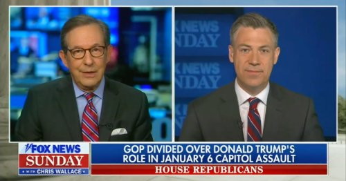 Chris Wallace Confronts GOP Rep. Over Ousting Cheney: She's More Conservative Than Stefanik, So Is This Just About Being 'Loyal to Donald Trump'?