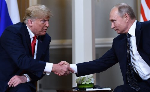 White House Reportedly Avoiding Joint Summit Presser Because 'Putin Seemed to Get the Better of Mr. Trump in Helsinki'