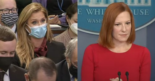 'I Think We've Spent Plenty of Time With You Today': Psaki Clashes With Newsmax Correspondent on Buttigieg Paternity Leave