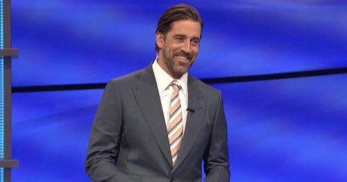 Aaron Rodgers Trolled By Jeopardy! Contestant Scott Shewfelt