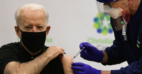 Whopping 57 Percent Support Biden's Employer Vaccine Mandate — But Only 31 Percent of Republicans Do