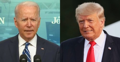 SHOCK POLL: Biden Approval TANKS — To Almost as Low as Trump's All-Time High