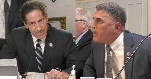 'EXCUSE ME!' Jamie Raskin Confronts GOP Rep. Andrew Clyde for Calling Rioters Tourists in Fiery 10-Minute Clash