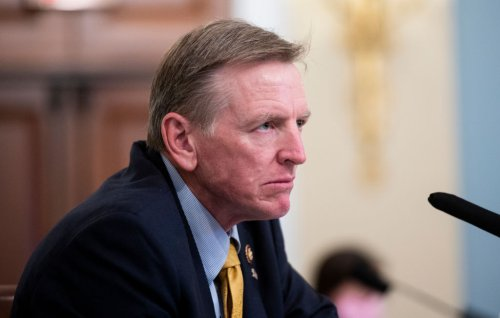 Rep. Paul Gosar's Jan. 6 Tweet Draws Ridicule After Report He Promised Pardons to Rally Organizers: He 'Betrayed His Country and His Oath of Office'