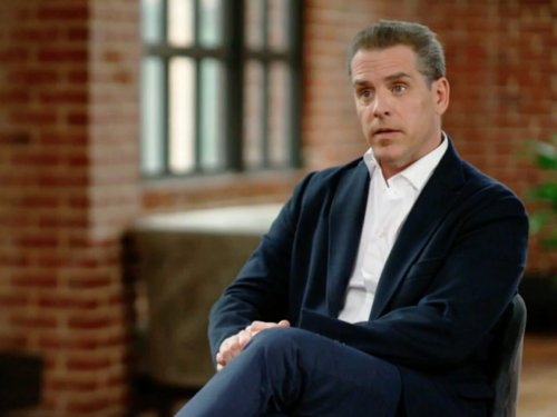 Hunter Biden Responds to Those Questioning the Prices of His Priceless Art: 'F*ck Them'