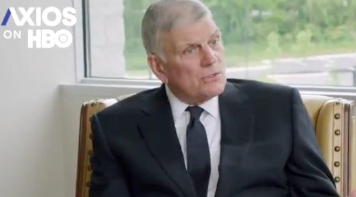Franklin Graham Hits Trump for Demonizing the Press, Claims He Can Tell Former President 'Hard Truths'