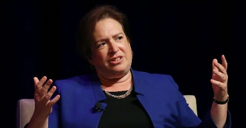 Kagan Says Conservative Justices Compared 'Apples and Watermelons' in Ruling for Churches and Against COVID-19 Restrictions