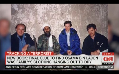 Family's Laundry Helped CIA Track Down Osama bin Laden, Says New Book