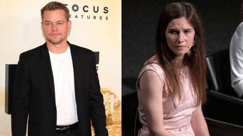 Amanda Knox Blasts Matt Damon's Stillwater for Profiting Off Wrongful Conviction at 'Expense of My Reputation'