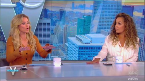 'The View' Hosts Clash Over Whether Monica Lewinsky was a 'Victim' of Clinton Impeachment Scandal: 'She is Part of the One Percent!'
