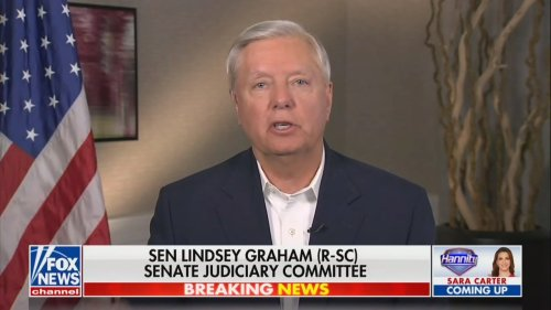 Lindsey Graham: GOP Can't Move Forward Without Trump