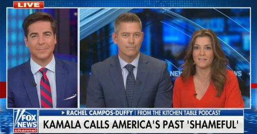 Native American Group Demands Fox News Hosts Be Fired for Tying Indigenous Peoples to 'Racist' Tropes of Violence, Alcoholism