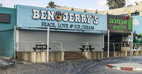 DeSantis Gives Ben & Jerry's Parent Company 90 Days to Cease Israel Boycott or Face Consequences