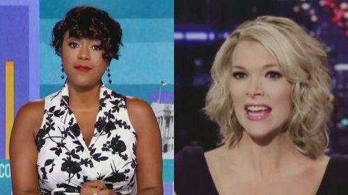 Tiffany Cross Goes OFF on 'Blackface Connoisseur' Megyn Kelly for Attacking Black Women: 'Let the Grown Women Speak'