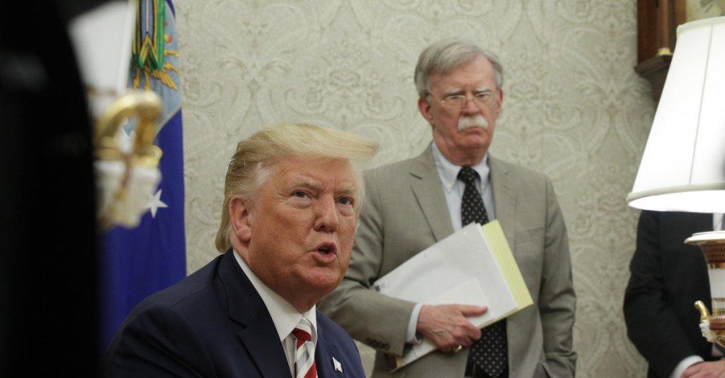 Trump - cover