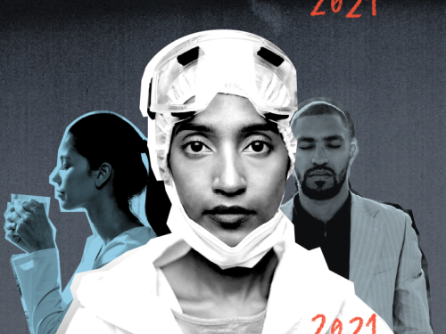 The mental health effects of the pandemic, 1 year on