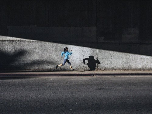 Running injuries: Leaning forward increases risk
