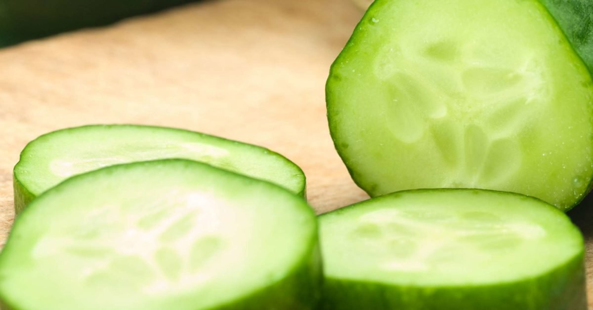 Health Benefits of Eating Cucumber - cover