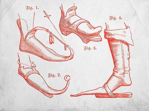 Pointy shoes and bunions: What we can learn from medieval England
