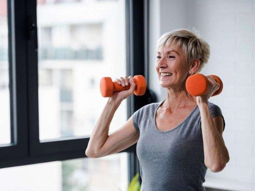 Magazine - Senior Fitness