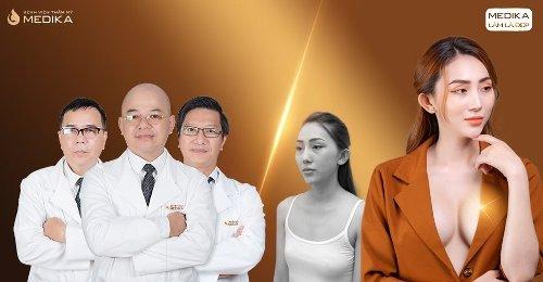Nâng ngực đẹp túi Motiva Nano Chip - Bệnh viện thẩm mỹ MEDIKA
