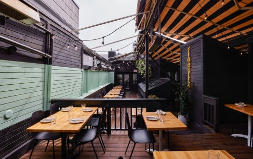 5 San Francisco Rooftops to Visit for Dinner and Drinks