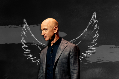 After Conquering Space, Jeff Bezos Is Chasing Immortality