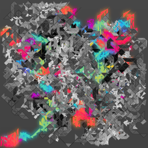 How to make your first generative art with P5.js
