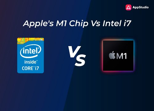Apple's M1 Chip Vs Intel's I7 Chip: Which One Will Win The Battle?