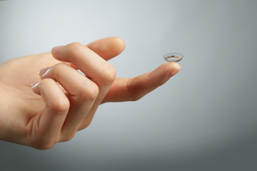 Smart contact lenses—will this be next future High-tech wearable?