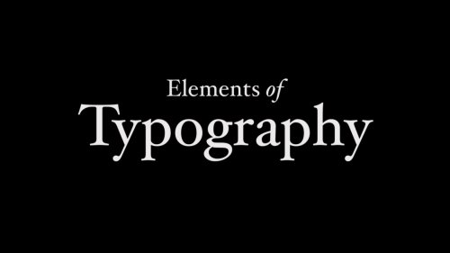 Improve your designs with these typography tips