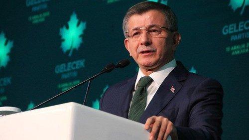 Davutoğlu AKP'yi Eleştirirken Kendi Dönemini Söyleyince..