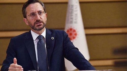 Fahrettin Altun'dan Beklenen '128 Milyar Dolar Nerede' Açıklaması