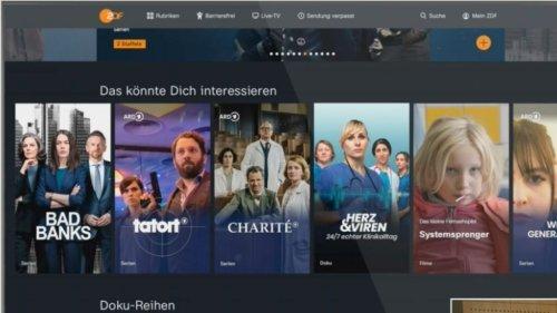 """ARD und ZDF wollen gemeinsames """"Streaming-Netzwerk"""" schaffen"""