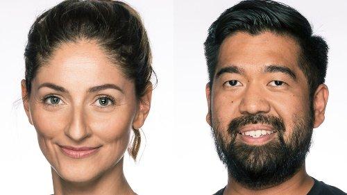 Grabarz & Partner holen Lisa Walz und Andrew Santos an Bord