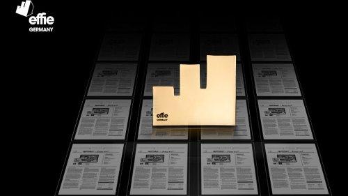 GWA launcht Datenbank mit allen Effie-Gewinnern