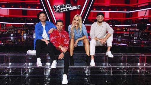 """""""The Voice of Germany"""" springt auf neuen Staffel-Rekord"""