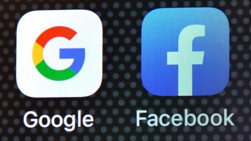 Trafen Google und Facebook geheime Werbe-Absprachen?