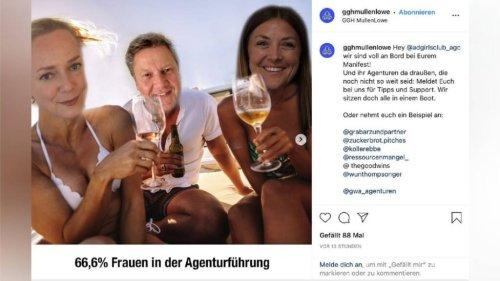 Was GGH mit den Werbejungs auf der Yacht und dem Ad Girls-Manifest zu tun hat