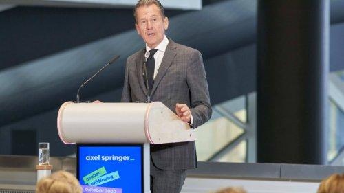 Kritik an BDZV-Präsident Döpfner aus den eigenen Reihen wird lauter
