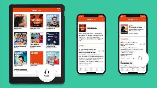 """Wie der """"Spiegel"""" mit Audio-Inhalten Geld verdienen will"""