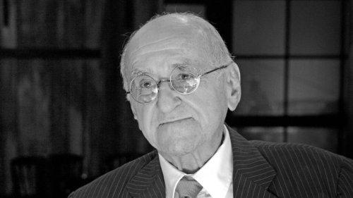 Fernsehmoderator und Talkmaster Alfred Biolek ist tot