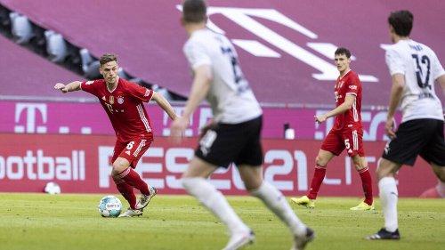 Sky: FC Bayern vs. Borussia Mönchengladbach war der Quotenhit des Wochenendes