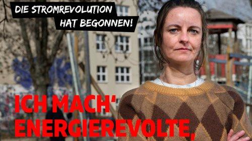 Berliner sollen Stromrevoluzzer werden