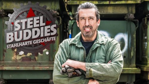 """DMAX besiegt mit den """"Steel Buddies"""" um 20.15 Uhr RTL Zwei und das ZDF"""