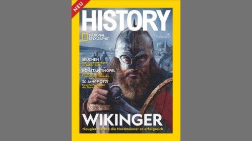 "GeraNova Bruckmann startet ""National Geographic History"""