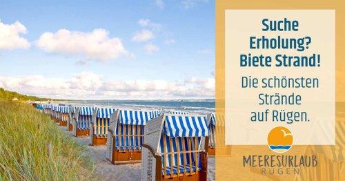 Der schönste Strand auf Rügen