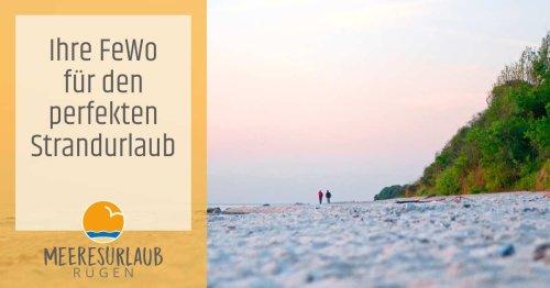 Ihre Ferienwohnung für Strandurlauber und Ruhesuchende