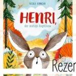 Nicola Kinnear: Henri, der mutige Angsthase
