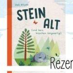 Deb Pilutti: Steinalt (und kein bisschen langweilig)